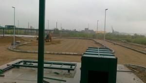 Izgradnja transfer stanice