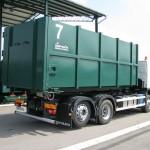 Odvoz otpada sa transfer stanice