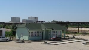 Upravna zgrada transfer stanice