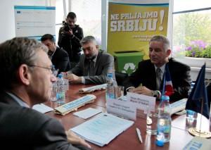 Razgovori sa Šefom Delegacije EU